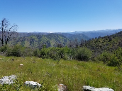 looking across canyons and mountains